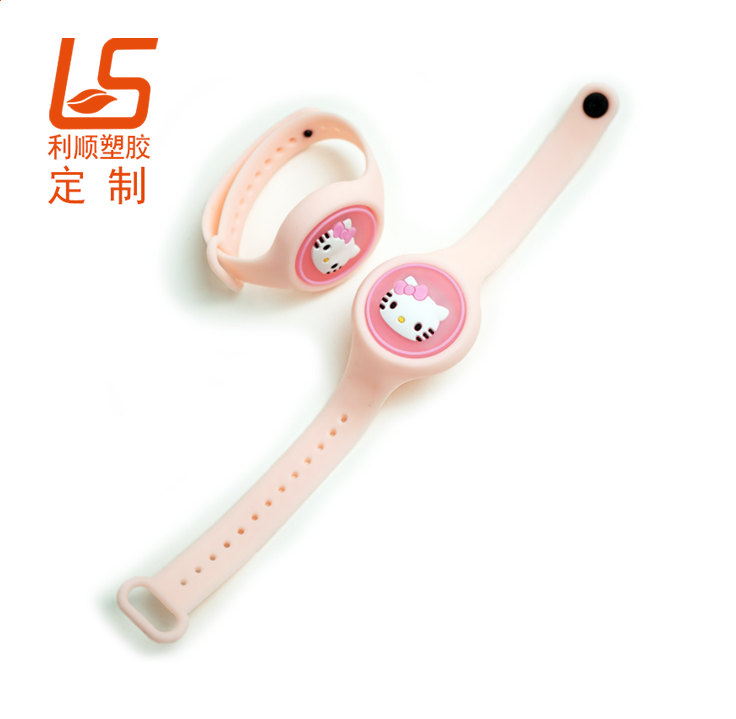 What is the effect of cartoon silicone mosquito repellent bracelet?
